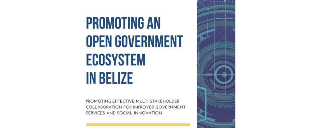 Belize: Call for proposals for Open Government projects